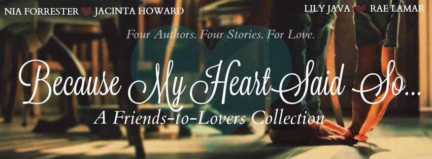 REVIEW: Because My Heart Said So by 4Writers4Love