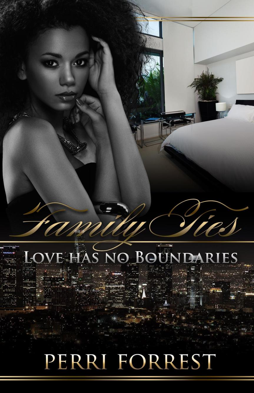 ARC REVIEW: Family Ties: Love Has No Boundaries by PerriForrest
