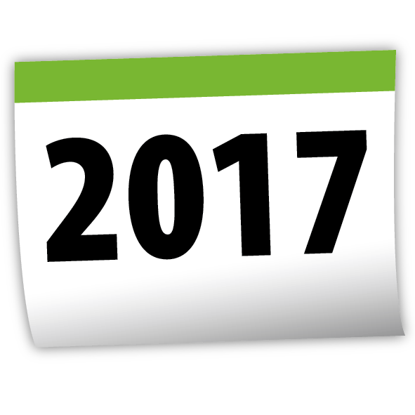 2017 Blog Resolutions