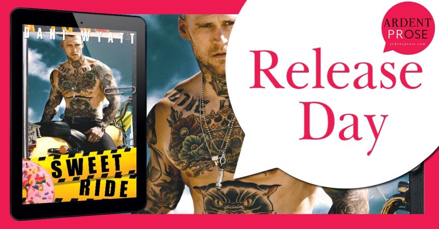 Release Day Blitz ✰ Sweet Ride by DaniWyatt
