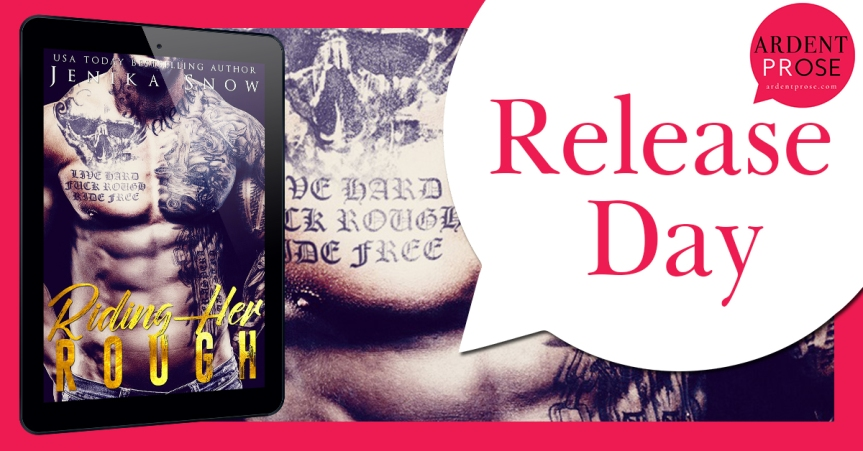 Release Day Blitz ✰ Riding Her Rough by Jenika Snow