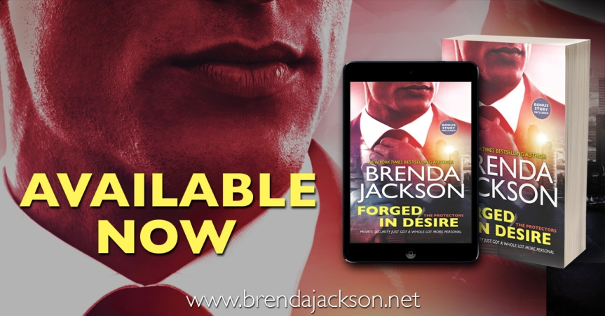 Blog Tour ✰ Forged In Desire by Brenda Jackson