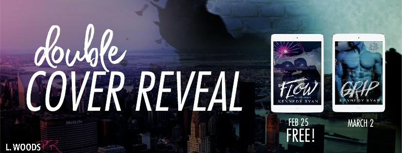 Cover Reveal ✰ FLOW & GRIP by KennedyRyan