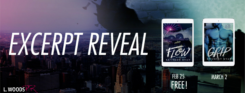 Excerpt Reveal & Giveaway ✰ Grip by Kennedy Ryan
