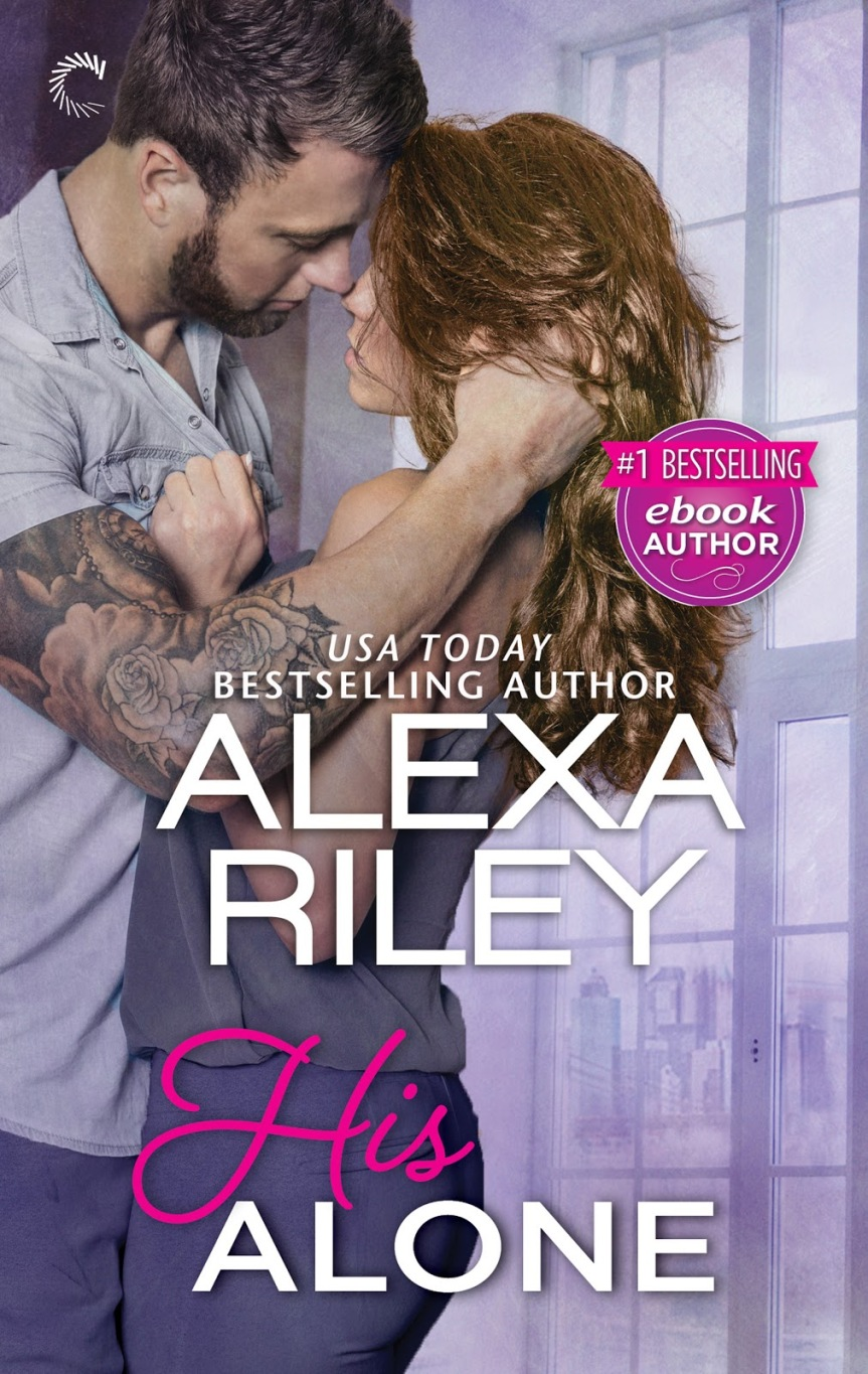 Release Day Blitz ✰ His Alone by AlexaRiley