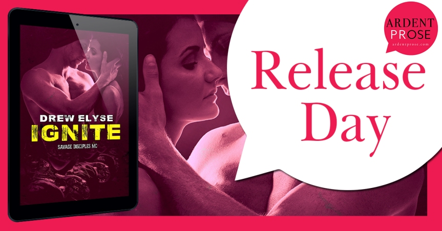 Release Day Blitz ✰ Ignite by Drew Elyse