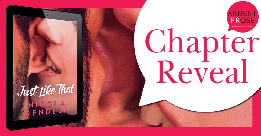 Chapter Reveal ✰ Just Like That by Nicola Rendell