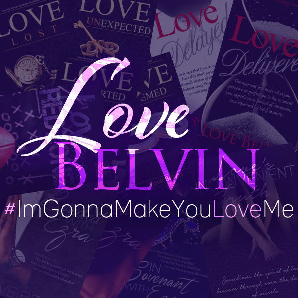 Author Spotlight ✦ Love Belvin