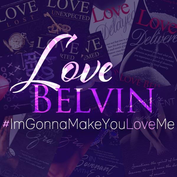 Author Spotlight ✦ LoveBelvin