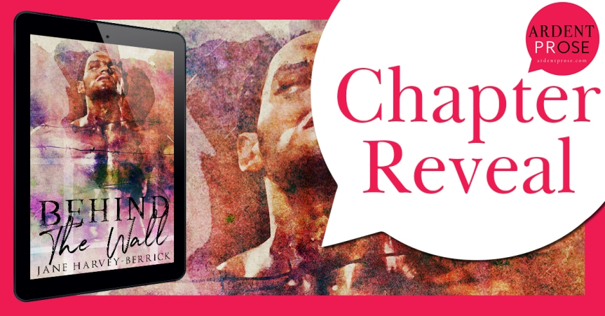 Chapter Reveal ✰ Behind The Wall by Jane Harvey-Berrick