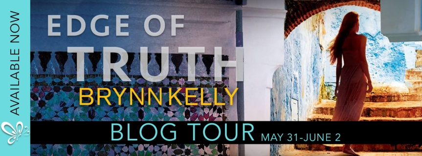 Blog Tour ✰ Edge of Truth by Brynn Kelly